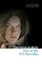 Libro in inglese Tess of the D'Urbervilles Thomas Hardy