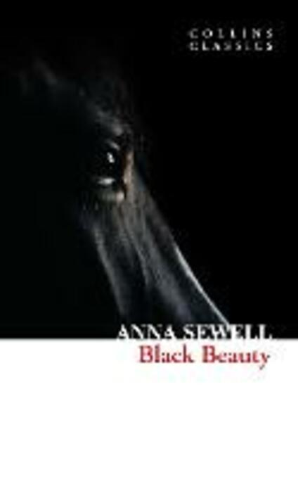 Black Beauty - Anna Sewell - cover