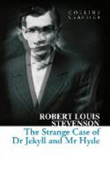 The Strange Case of Dr Jekyll and Mr Hyde - Robert Louis Stevenson - cover