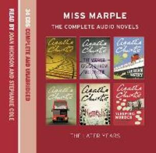 The The Complete Miss Marple - Agatha Christie - cover