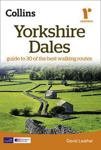 Yorkshire Dales - David Leather - cover