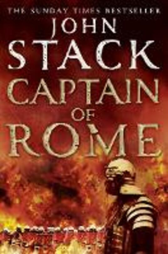 Captain of Rome - John Stack - cover