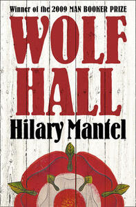 Wolf Hall - Hilary Mantel - cover