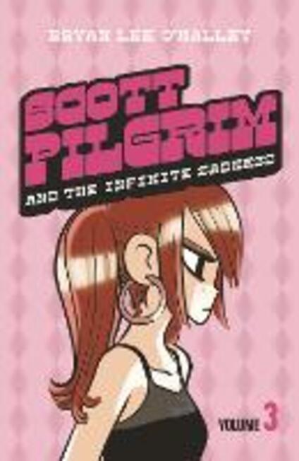 Scott Pilgrim and the Infinite Sadness: Volume 3 - Bryan Lee O'Malley - cover