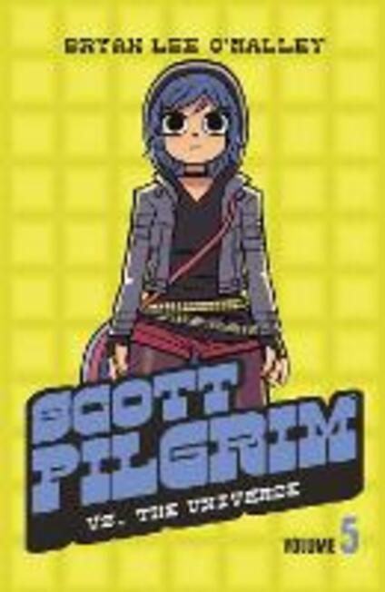 Scott Pilgrim vs The Universe: Volume 5 - Bryan Lee O'Malley - cover