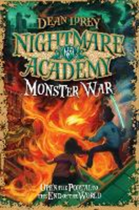 Ebook in inglese Monster War (Nightmare Academy, Book 3) Lorey, Dean