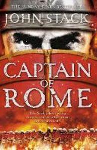 Foto Cover di Captain of Rome (Masters of the Sea), Ebook inglese di John Stack, edito da HarperCollins Publishers