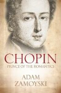 Ebook in inglese Chopin Zamoyski, Adam