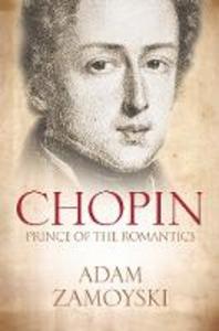 Ebook in inglese Chopin Zamoyski, Adam