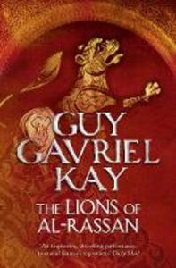 Ebook in inglese Lions of Al-Rassan Kay, Guy Gavriel