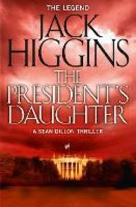 Ebook in inglese President's Daughter (Sean Dillon Series, Book 6) Higgins, Jack