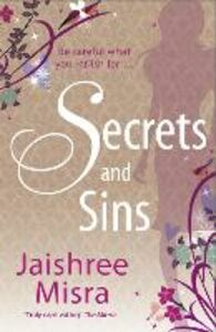 Foto Cover di Secrets and Sins, Ebook inglese di Jaishree Misra, edito da HarperCollins Publishers