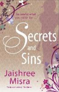 Ebook in inglese Secrets and Sins Misra, Jaishree