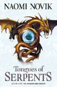Ebook in inglese Tongues of Serpents (The Temeraire Series, Book 6) Novik, Naomi