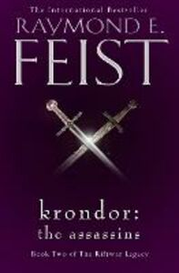 Foto Cover di Krondor: The Assassins (The Riftwar Legacy, Book 2), Ebook inglese di Raymond E. Feist, edito da HarperCollins Publishers