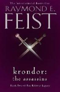Ebook in inglese Krondor: The Assassins (The Riftwar Legacy, Book 2) Feist, Raymond E.