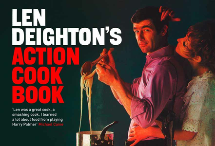 Ebook in inglese Action Cook Book Deighton, Len