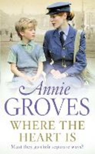 Ebook in inglese Where the Heart Is Groves, Annie