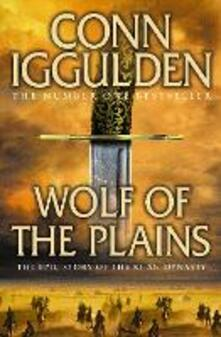 Wolf of the Plains - Conn Iggulden - cover
