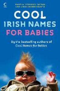 Ebook in inglese Cool Irish Names for Babies Redmond Satran, Pamela , Rosenkrantz, Linda
