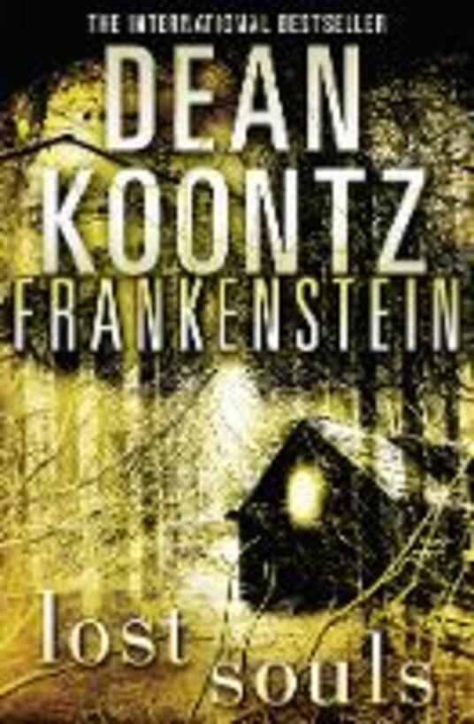 Lost Souls - Dean Koontz - cover