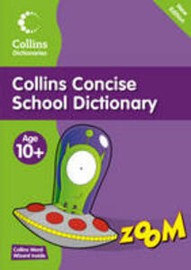 Collins Concise School Dictionary - Collins Dictionaries - cover