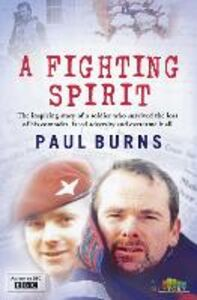 Ebook in inglese Fighting Spirit Burns, Paul