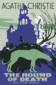 The Hound of Death - Agatha Christie - cover