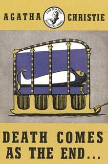 Death Comes as the End - Agatha Christie - cover