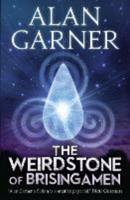 The Weirdstone of Brisingamen - Alan Garner - cover