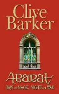 Ebook in inglese Abarat 2: Days of Magic, Nights of War Barker, Clive