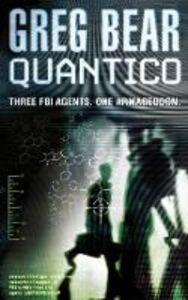 Ebook in inglese Quantico Bear, Greg