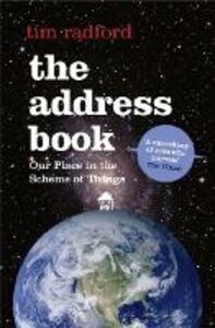 Ebook in inglese Address Book: Our Place in the Scheme of Things Radford, Tim