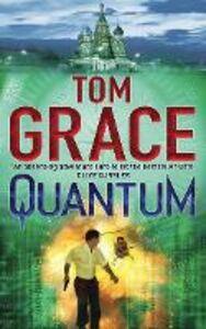Ebook in inglese Quantum Grace, Tom