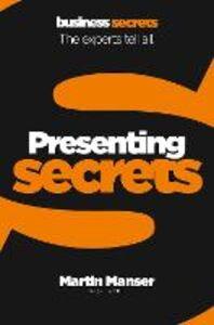 Ebook in inglese Presentations (Collins Business Secrets) Manser, Martin