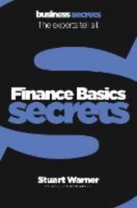 Ebook in inglese Finance Basics (Collins Business Secrets) Warner, Stuart