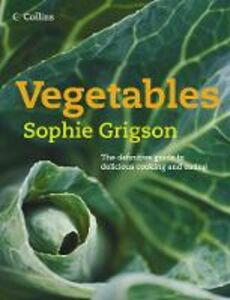 Ebook in inglese Vegetables Grigson, Sophie