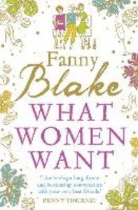 Ebook in inglese What Women Want Blake, Fanny