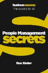 Ebook in inglese People Management (Collins Business Secrets) Slater, Rus