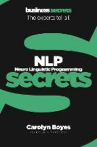 Ebook in inglese NLP (Collins Business Secrets) Boyes, Carolyn