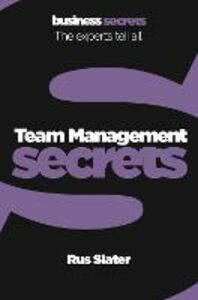 Ebook in inglese Team Management (Collins Business Secrets) Slater, Rus