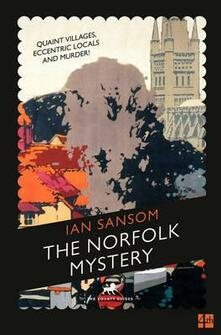 The Norfolk Mystery - Ian Sansom - cover