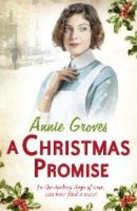 A Christmas Promise - Annie Groves - cover
