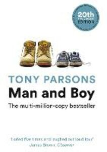 Ebook in inglese Man and Boy Parsons, Tony