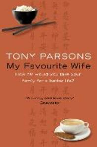 Ebook in inglese My Favourite Wife Parsons, Tony