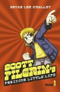 Ebook in inglese Scott's Pilgrim's Precious Little Life: Volume 1 (Scott Pilgrim, Book 1) O'Malley, Bryan Lee