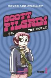 Ebook in inglese Scott Pilgrim vs The World: Volume 2 (Scott Pilgrim, Book 2) O'Malley, Bryan Lee