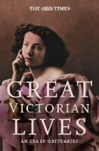 Ebook in inglese Times Great Victorian Lives -, -