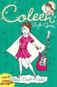 Ebook in inglese Rock that Frock! (Coleen Style Queen, Book 3) McLoughlin, Coleen