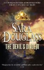 The Devil's Diadem - Sara Douglass - cover